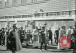 Image of Admiral Horthy and Count Karyoli Budapest Hungary, 1931, second 43 stock footage video 65675022466