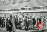 Image of Admiral Horthy and Count Karyoli Budapest Hungary, 1931, second 44 stock footage video 65675022466