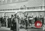 Image of Admiral Horthy and Count Karyoli Budapest Hungary, 1931, second 45 stock footage video 65675022466