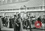 Image of Admiral Horthy and Count Karyoli Budapest Hungary, 1931, second 46 stock footage video 65675022466