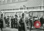 Image of Admiral Horthy and Count Karyoli Budapest Hungary, 1931, second 47 stock footage video 65675022466