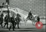 Image of Admiral Horthy and Count Karyoli Budapest Hungary, 1931, second 50 stock footage video 65675022466