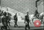 Image of Admiral Horthy and Count Karyoli Budapest Hungary, 1931, second 55 stock footage video 65675022466