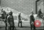 Image of Admiral Horthy and Count Karyoli Budapest Hungary, 1931, second 56 stock footage video 65675022466