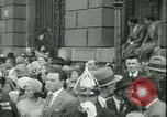 Image of Admiral Horthy and Count Karyoli Budapest Hungary, 1931, second 58 stock footage video 65675022466