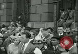 Image of Admiral Horthy and Count Karyoli Budapest Hungary, 1931, second 60 stock footage video 65675022466