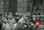 Image of Admiral Horthy and Count Karyoli Budapest Hungary, 1931, second 62 stock footage video 65675022466