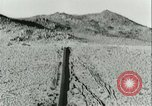 Image of Los Angeles Aqueduct Pipeline Jawbone Canyon, 1931, second 9 stock footage video 65675022470