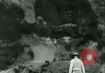 Image of Los Angeles Aqueduct Pipeline Jawbone Canyon, 1931, second 33 stock footage video 65675022470