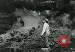 Image of Los Angeles Aqueduct Pipeline Jawbone Canyon, 1931, second 34 stock footage video 65675022470