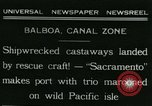 Image of USS Sacramento rescue Balboa Canal Zone, 1931, second 1 stock footage video 65675022472