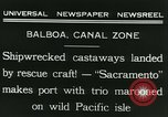 Image of USS Sacramento rescue Balboa Canal Zone, 1931, second 8 stock footage video 65675022472