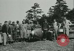 Image of Motor-less glider aircraft Elmira New York USA, 1931, second 16 stock footage video 65675022477