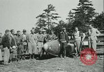 Image of Motor-less glider aircraft Elmira New York USA, 1931, second 18 stock footage video 65675022477