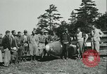 Image of Motor-less glider aircraft Elmira New York USA, 1931, second 19 stock footage video 65675022477