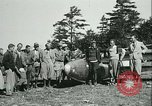Image of Motor-less glider aircraft Elmira New York USA, 1931, second 23 stock footage video 65675022477