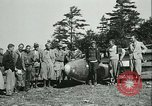 Image of Motor-less glider aircraft Elmira New York USA, 1931, second 24 stock footage video 65675022477