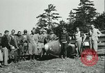 Image of Motor-less glider aircraft Elmira New York USA, 1931, second 31 stock footage video 65675022477