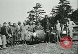 Image of Motor-less glider aircraft Elmira New York USA, 1931, second 32 stock footage video 65675022477