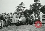 Image of Motor-less glider aircraft Elmira New York USA, 1931, second 33 stock footage video 65675022477
