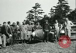 Image of Motor-less glider aircraft Elmira New York USA, 1931, second 35 stock footage video 65675022477