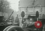 Image of Artillery and howitzers being towed Nantes France, 1918, second 29 stock footage video 65675022480