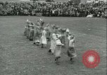 Image of Mayday celebration Dearborn Michigan Greenfield Village USA, 1930, second 61 stock footage video 65675022482