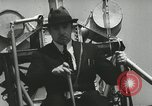 Image of Igor Sikorsky sets new record in Vought-Sikorsky VS-300 helicopter Stratford Connecticut USA, 1941, second 21 stock footage video 65675022494