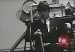 Image of Igor Sikorsky sets new record in Vought-Sikorsky VS-300 helicopter Stratford Connecticut USA, 1941, second 22 stock footage video 65675022494