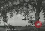 Image of Igor Sikorsky sets new record in Vought-Sikorsky VS-300 helicopter Stratford Connecticut USA, 1941, second 29 stock footage video 65675022494