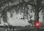 Image of Igor Sikorsky sets new record in Vought-Sikorsky VS-300 helicopter Stratford Connecticut USA, 1941, second 30 stock footage video 65675022494
