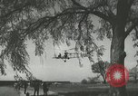 Image of Igor Sikorsky sets new record in Vought-Sikorsky VS-300 helicopter Stratford Connecticut USA, 1941, second 32 stock footage video 65675022494