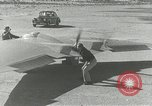 Image of Northrop Flying Wing N-306 California United States USA, 1941, second 15 stock footage video 65675022498