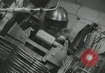 Image of Douglas Aircraft Engineers Santa Monica California USA, 1941, second 37 stock footage video 65675022499