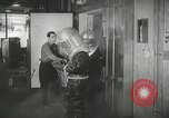 Image of Douglas Aircraft Engineers Santa Monica California USA, 1941, second 50 stock footage video 65675022499