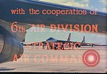 Image of Boeing B-47 Stratojet bomber MacDill Air Force Base Florida USA, 1954, second 16 stock footage video 65675022541