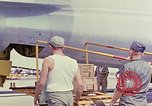 Image of Boeing B-47 Stratojet bomber Eglin Air Force Base Okaloosa County Florida USA, 1954, second 3 stock footage video 65675022543