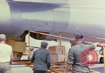 Image of Boeing B-47 Stratojet bomber Eglin Air Force Base Okaloosa County Florida USA, 1954, second 5 stock footage video 65675022543