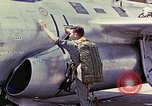 Image of Boeing B-47 Stratojet bomber Eglin Air Force Base Okaloosa County Florida USA, 1954, second 60 stock footage video 65675022544