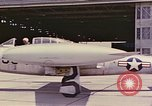 Image of Boeing B-47 Stratojet bomber Eglin Air Force Base Okaloosa County Florida USA, 1954, second 28 stock footage video 65675022545