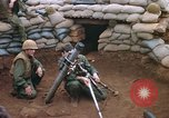 Image of United States Marines Vietnam Khe Sanh, 1968, second 26 stock footage video 65675022556