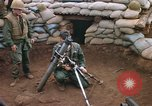 Image of United States Marines Vietnam Khe Sanh, 1968, second 29 stock footage video 65675022556