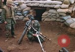 Image of United States Marines Vietnam Khe Sanh, 1968, second 32 stock footage video 65675022556