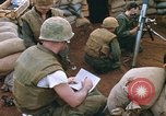 Image of United States Marines Vietnam Khe Sanh, 1968, second 42 stock footage video 65675022556