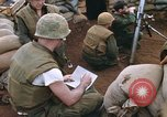 Image of United States Marines Vietnam Khe Sanh, 1968, second 49 stock footage video 65675022556