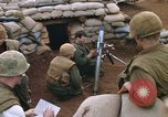 Image of United States Marines Vietnam Khe Sanh, 1968, second 52 stock footage video 65675022556