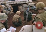 Image of United States Marines Vietnam Khe Sanh, 1968, second 53 stock footage video 65675022556