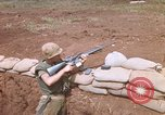 Image of United States Marines Vietnam Khe Sanh, 1968, second 23 stock footage video 65675022558