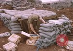Image of United States Marines Vietnam Khe Sanh, 1968, second 6 stock footage video 65675022560