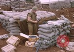 Image of United States Marines Vietnam Khe Sanh, 1968, second 9 stock footage video 65675022560